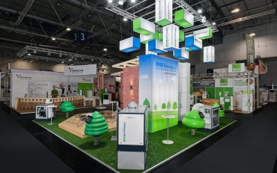 RMB/ENERGIE auf der ISH Frankfurt 2019