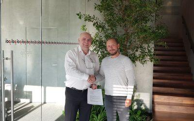 RMB/ENERGIE und IBG besiegeln Partnerschaft