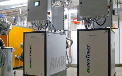 Kompakte Blockheizkraftwerke im Aufwind